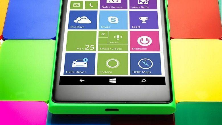 Windows Phone Multi Color