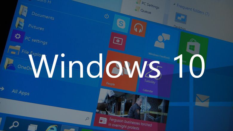 Windows Ten