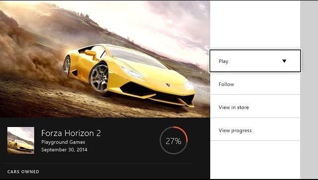 Xbox One New Update