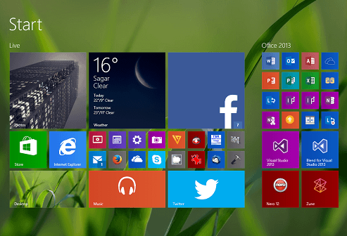 FIX App Minimizes Or Closes Itself In Windows 8.1