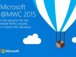 Microsoft at MWC teaser