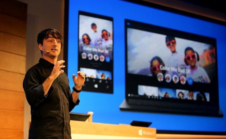 Windows 10 Preview for Smartphones