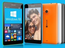 Windows 10 for Smartphones