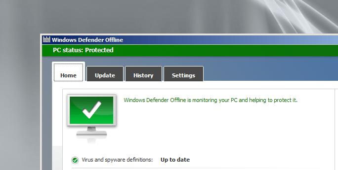 Windows Defender