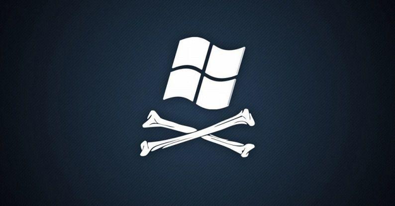 Windows Pirat