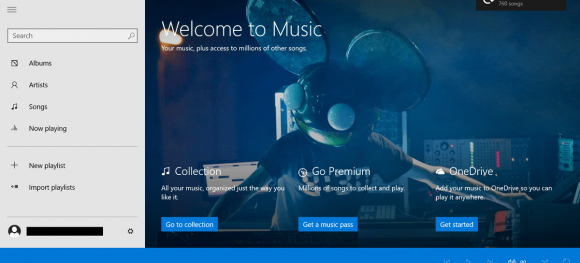 new-music-windows-10-screen1