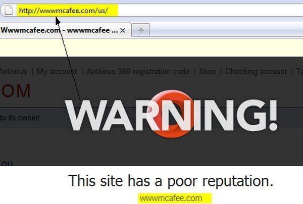 typosquatting-scammers
