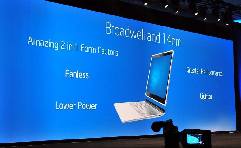 Intel Broadwell 14nm
