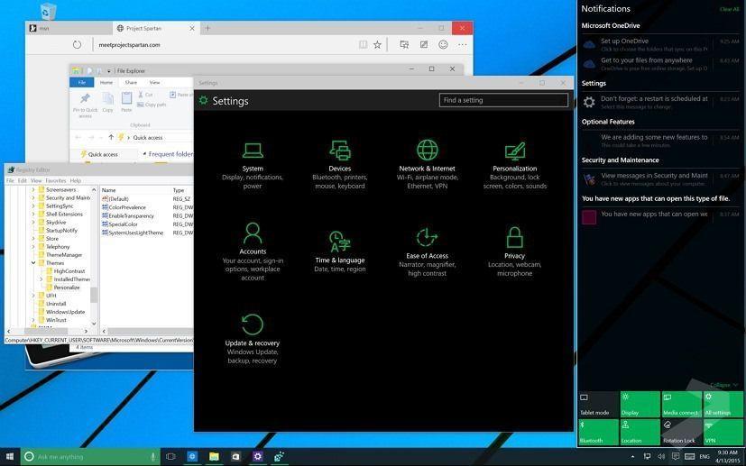Темы Для Windows 10 Скачать Бесплатно - фото 5