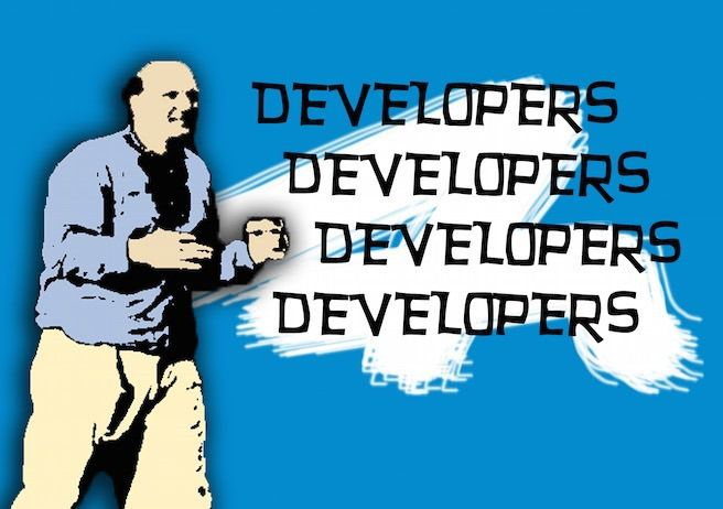 Ballmer Developers