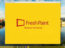 Fresh Paint App Windows 10