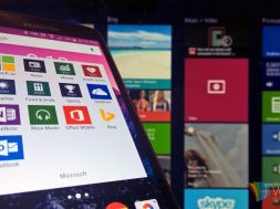 Microsoft Apps Android