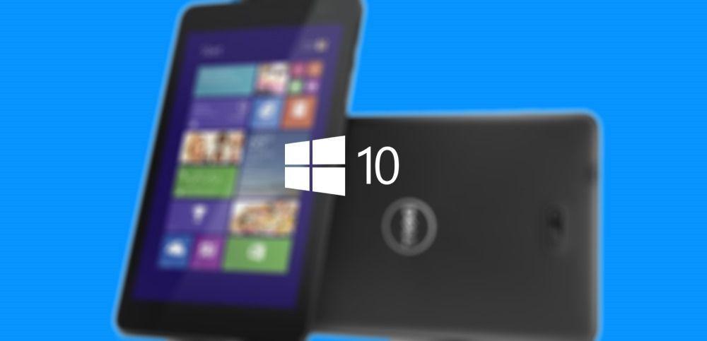 Windows 10 Tablets 8
