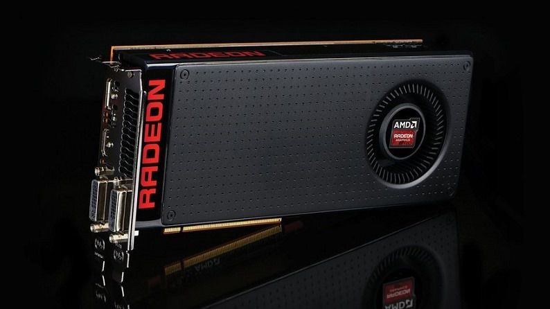 AMD Radeon R300