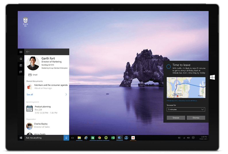 An-early-look-at-Cortana-integration-with-Office-365-2