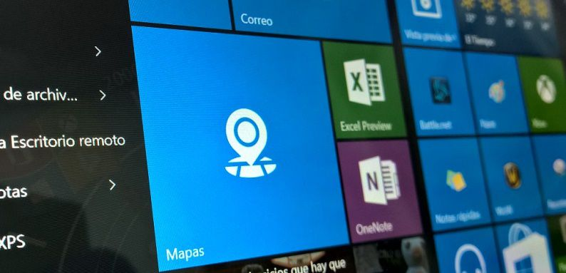 Bing Maps Windows 10 New Logo