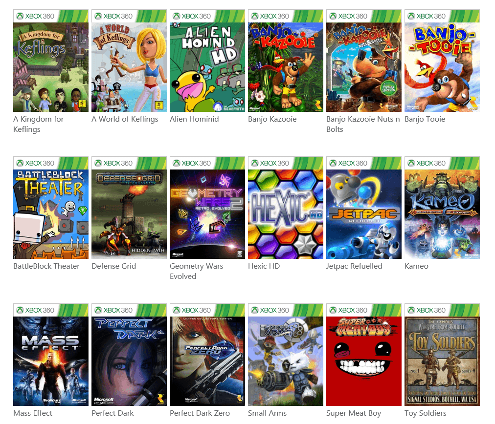 A Rated Games For Xbox 360 : Backupforce