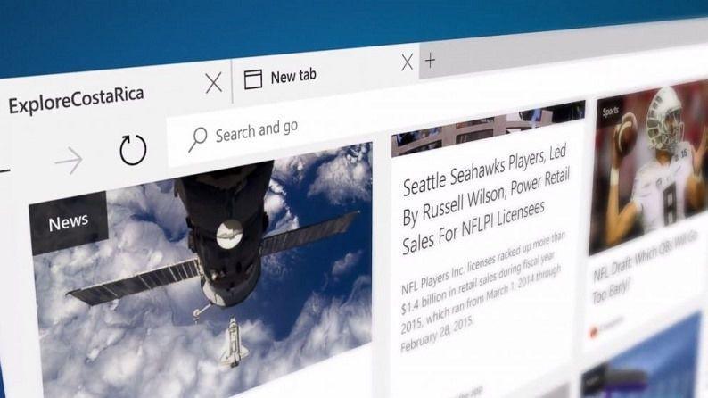Microsoft Edge Announcement