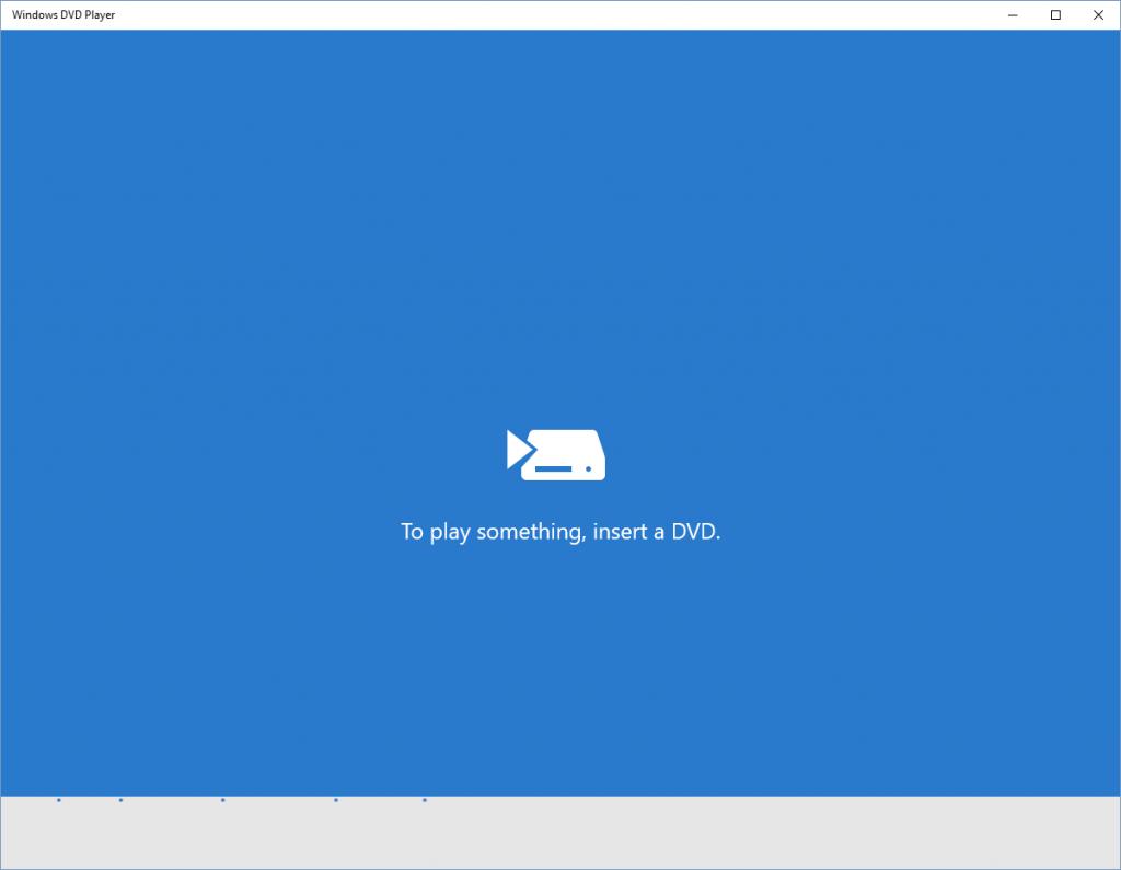 Windows DVD Player For Windows 10