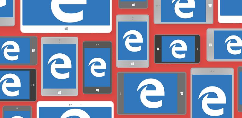 Microsoft Edge Ad Blocking