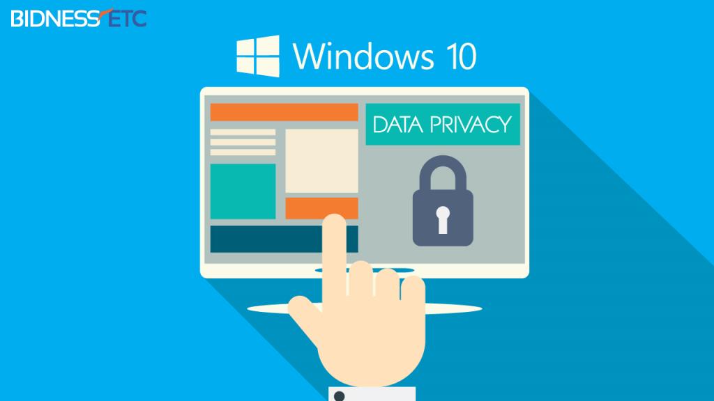 Privacy Windows 10