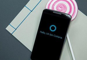 Cortana Cyanogen OS