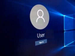 Create a Local Account In Windows 10