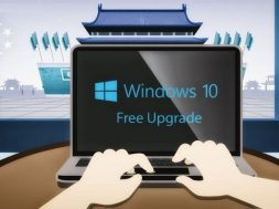 Windows 10 in China