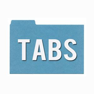 Windows Explorer Tabs
