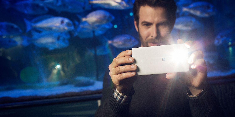 В штатном приложении «Камера» для Windows 10 и Mobile появился режим панорамной съемки