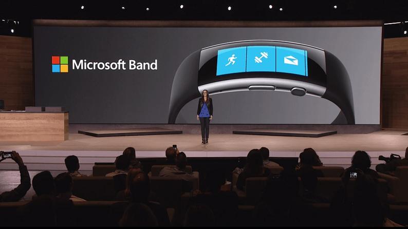 Microsoft Band 2015
