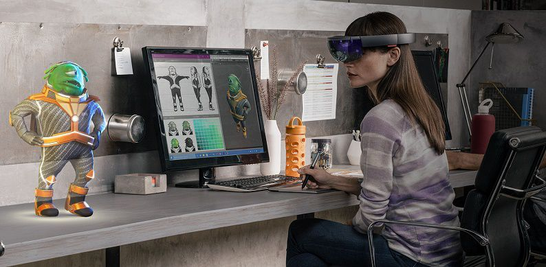 Microsoft HoloLens Development Edition