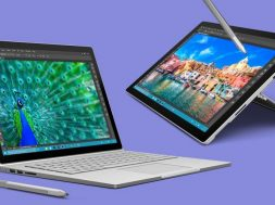 Surface Pro 4 and Surface Book