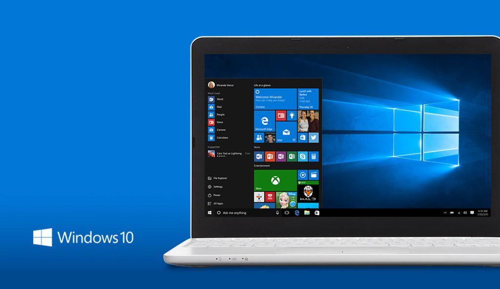 Windows 10 build 10565 ISO files