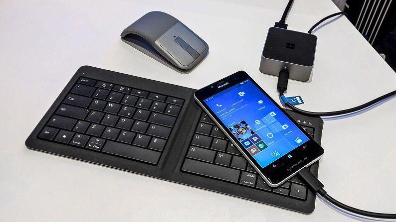 Lumia 950 Continuum Dock