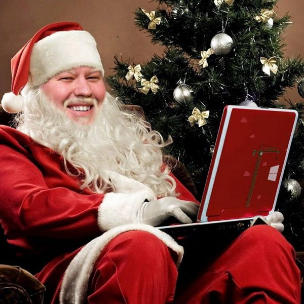 Gabe Aul Santa