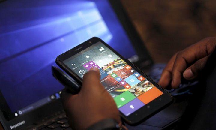 Windows 10 Mobile Build 10586.36