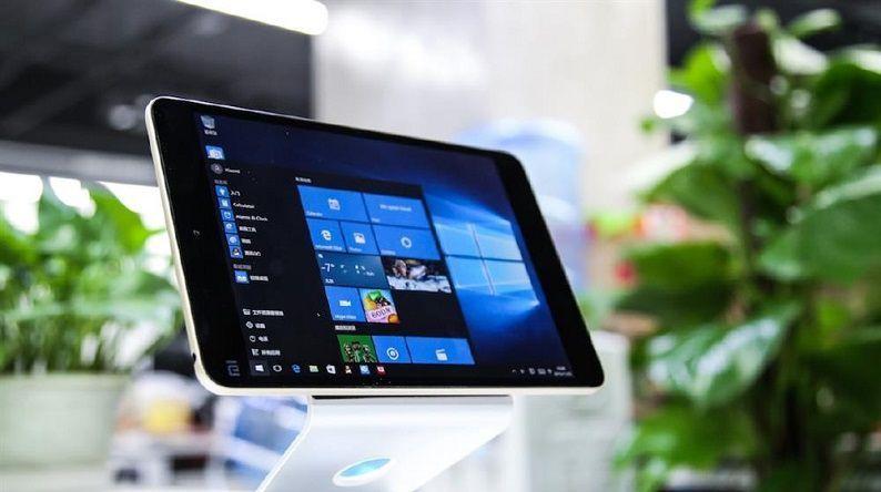 XiaoMi Mi Pad 2 Windows 10