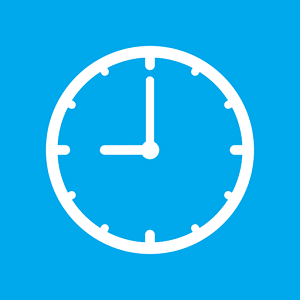 Clock alt Windows 8 metro style