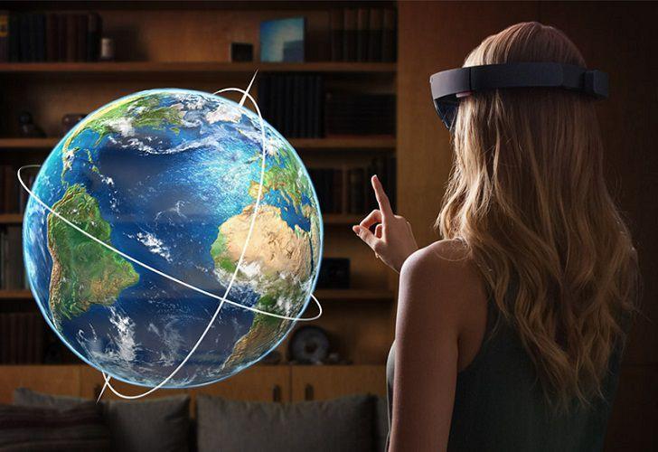 HoloLens New Details