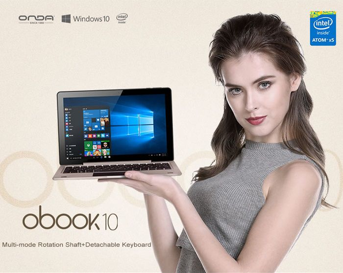 Onda OBook10 Tablet PC