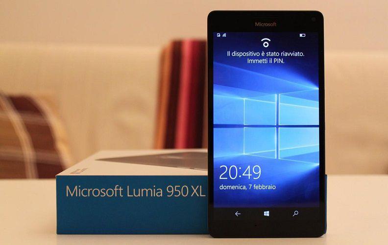 Microsoft исчерпала запасы Lumia 950 XL в Великобритании, производство остановлено