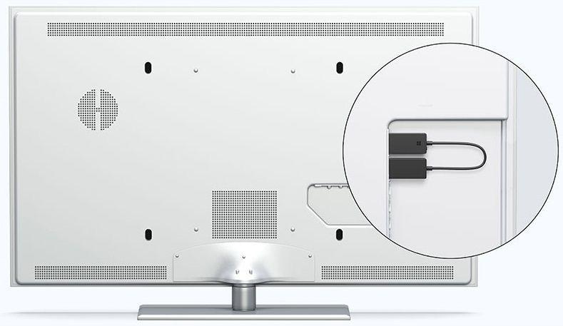 New Microsoft Wireless Display Adapter