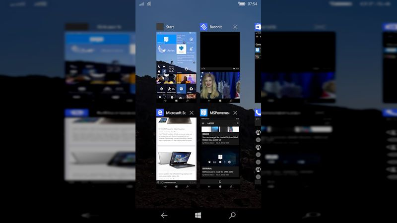 Windows 10 Mobile build 14267