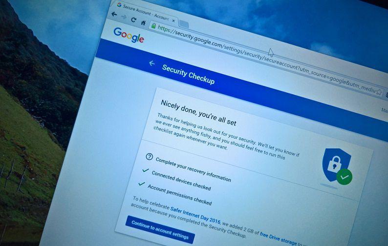 google-security-checkup