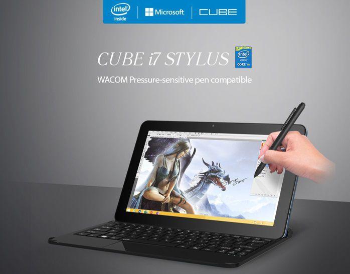 Cube i7 Stylus