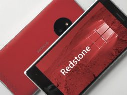 Old Lumia Redstone