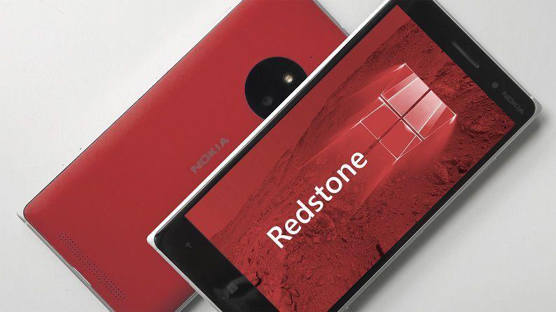 Old Lumia Redstone