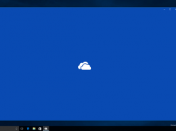 OneDrive UWP app in Windows 10