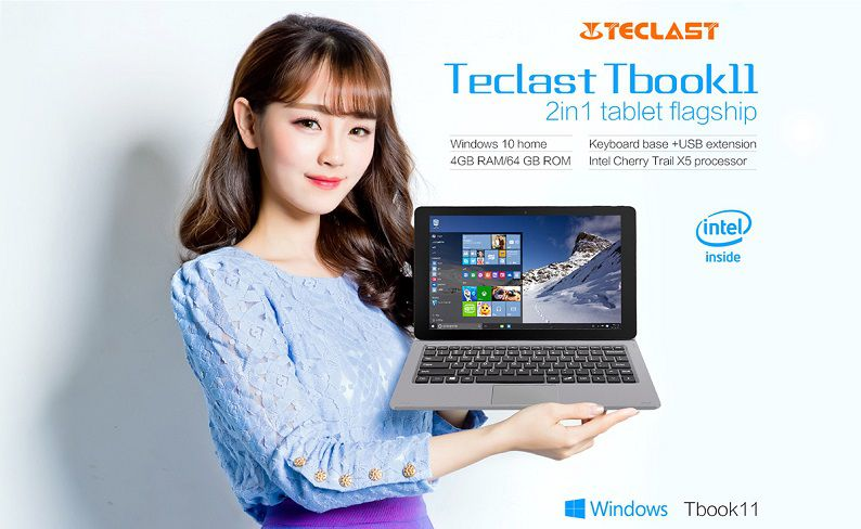 Teclast Tbook 11